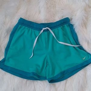 Nike girls shorts XL